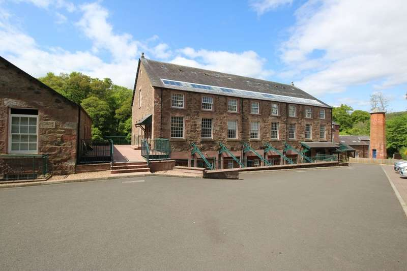 3 Bedrooms Flat for sale in Keathbank Court Balmoral Road, Rattray, Blairgowrie, PH10