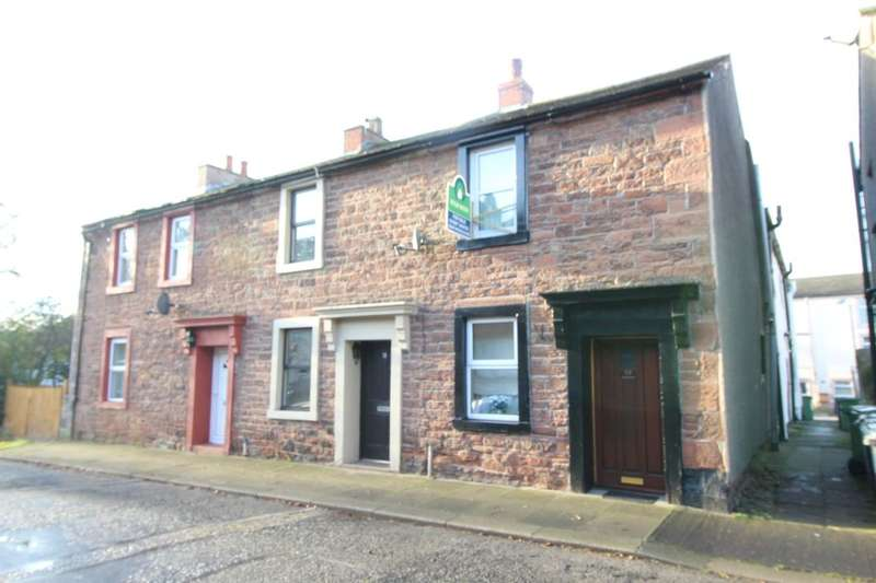 2 Bedrooms Property for sale in William Street, Wigton, CA7
