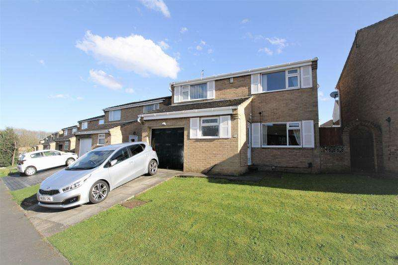 4 Bedrooms Detached House for sale in Greens Grove, Hartburn, Stockton, TS18 5AW