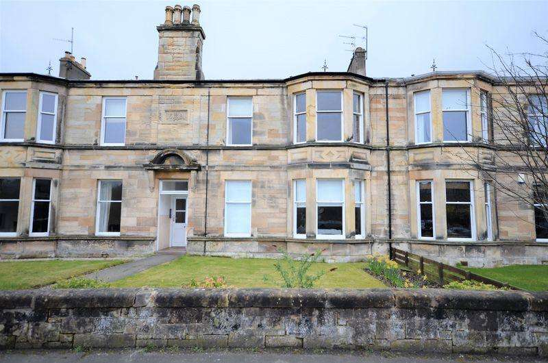 2 Bedrooms Ground Flat for sale in 17 Bellevue Crescent, Ayr KA7 2DP