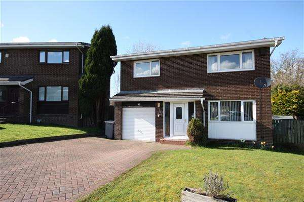 4 Bedrooms Detached House for rent in Morar Place, Newton Mearns, Glasgow