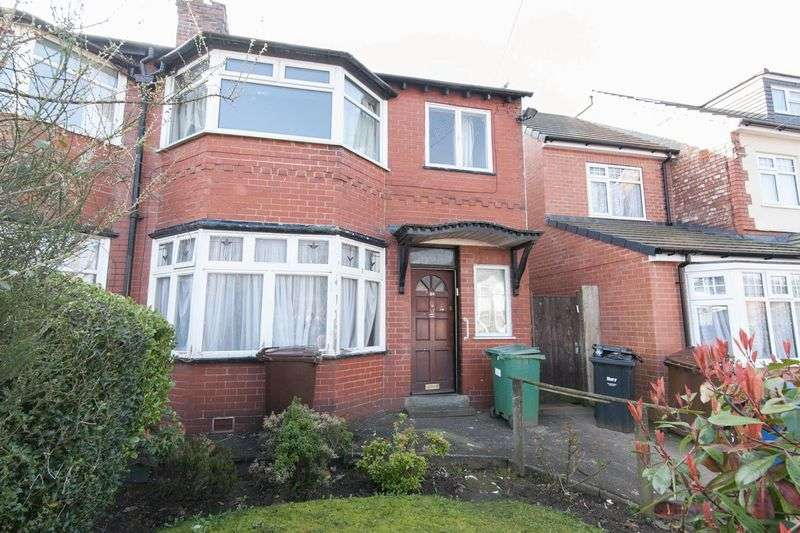 3 Bedrooms Semi Detached House for sale in Tewkesbury Drive, Manchester