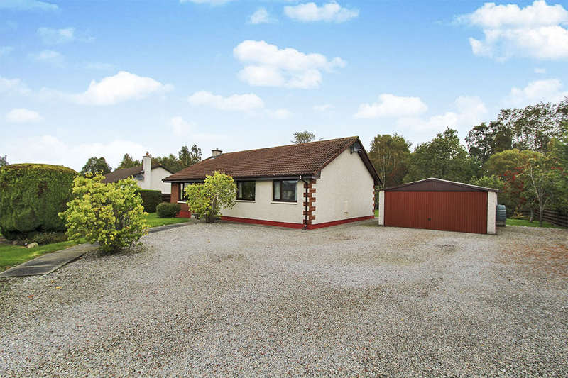 3 Bedrooms Detached Bungalow for sale in Tomanbuidh Chapelton Place, Muir Of Ord, IV6