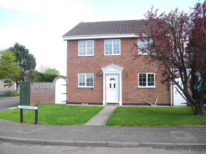 4 Bedrooms Detached House for sale in Brookwood Close, Worlingham
