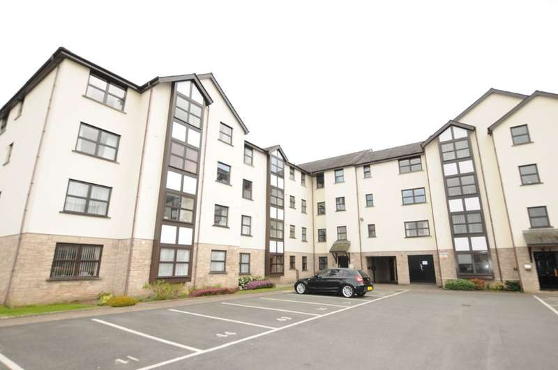 2 Bedrooms Flat for sale in Sandes Court, Kendal