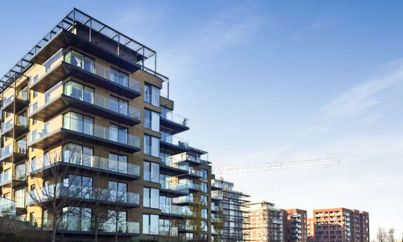 2 Bedrooms Flat for sale in Kidbrooke Park Village, London
