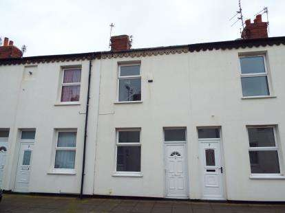 2 Bedrooms Terraced House for sale in Orme Street, Blackpool, Lancashire, FY1