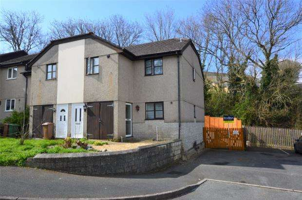 1 Bedroom Flat for sale in Clittaford View, Plymouth, Devon