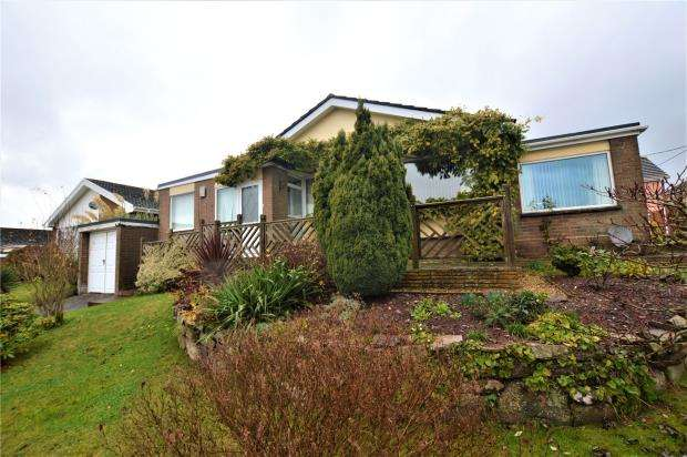 3 Bedrooms Detached Bungalow for sale in Moor View, North Tawton