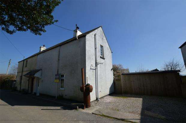 2 Bedrooms Semi Detached House for sale in South View, Lutton, Ivybridge