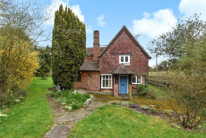 3 Bedrooms Detached House for sale in Bragmans Lane, Sarratt, Hertfordshire, WD3