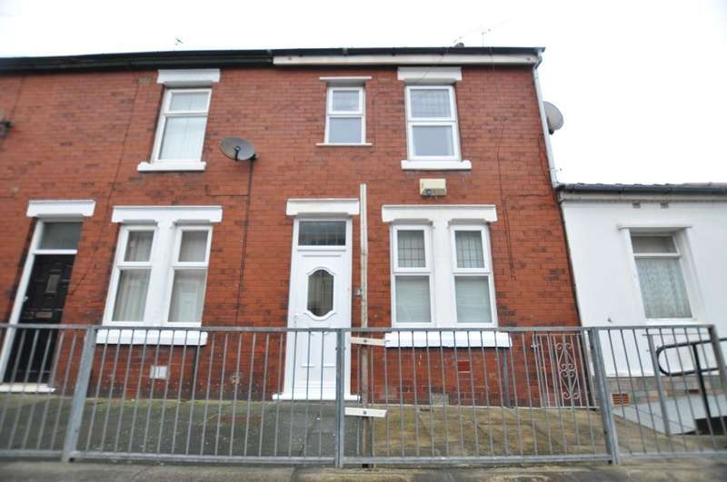 2 Bedrooms Terraced House for sale in Camden Road, Layton, Blackpool, Lancashire, FY3 8HN