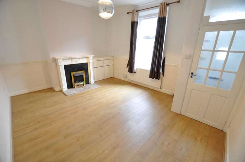 2 Bedrooms Terraced House for sale in Elcho Street, Preston, Lancashire, PR1 6BA