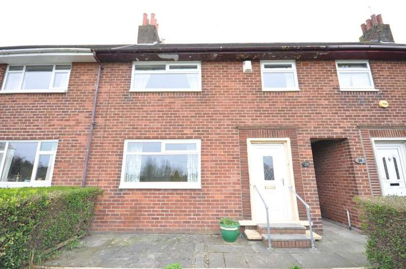 3 Bedrooms Terraced House for sale in Ambleside Road, Blackpool, Lancashire, FY4 4SH