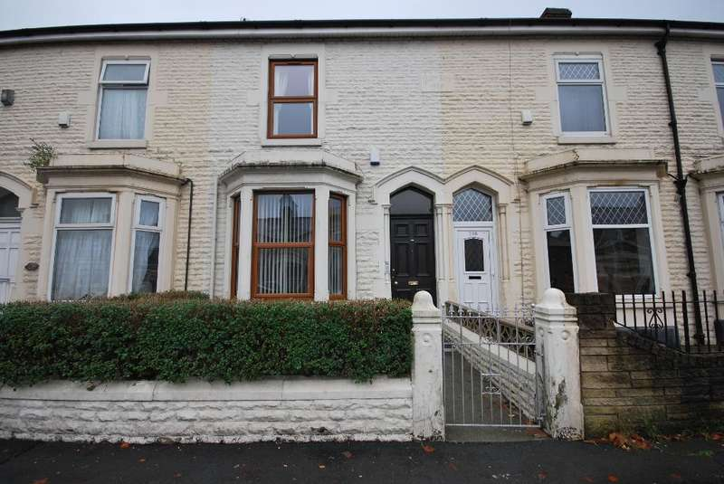 3 Bedrooms Terraced House for sale in New Hall Lane, Preston, Lancashire, PR1 4SU