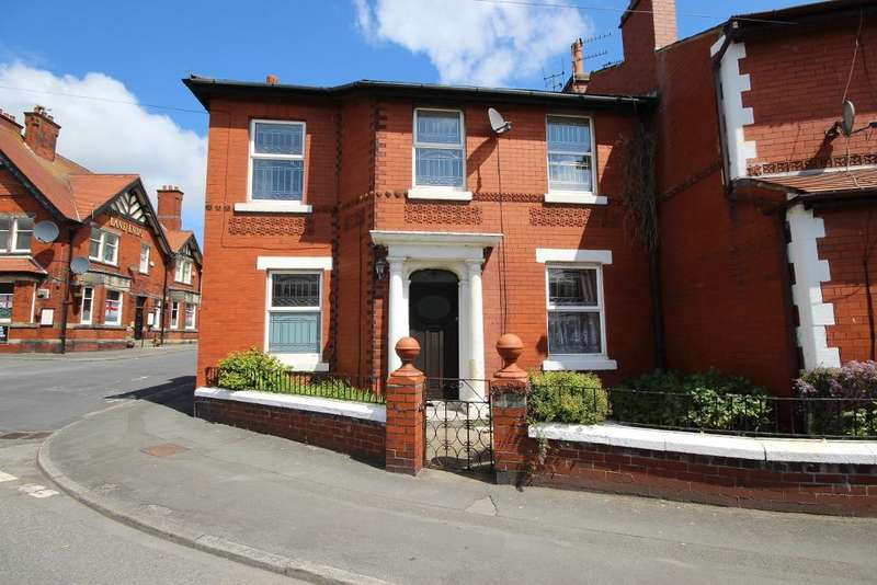 3 Bedrooms End Of Terrace House for sale in Weeton Road, Wesham, Preston, Lancashire, PR4 3BQ