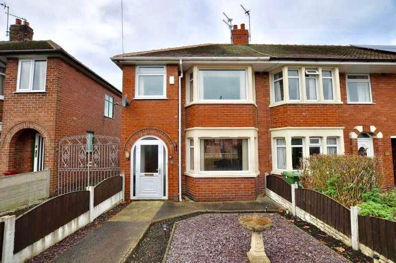 3 Bedrooms End Of Terrace House for sale in Belgrave Road, Poulton le Fylde, Lancashire, FY6 7RP