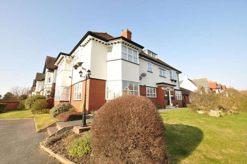 2 Bedrooms Apartment Flat for sale in 1 Queens Road, St Anne's, Lytham St Anne's, Lancashire, FY8 1HR