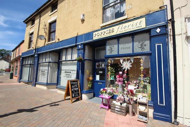 5 Bedrooms Shop Commercial for sale in Poulton Street, Kirkham, Preston, Lancashire, PR4 2AH