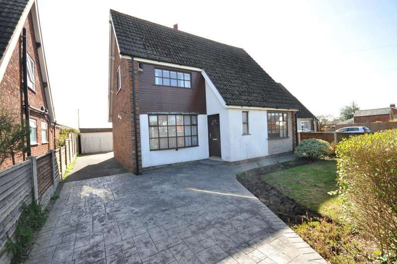 3 Bedrooms Detached House for sale in Derwent Close, Freckleton, Preston, Lancashire, PR4 1RS