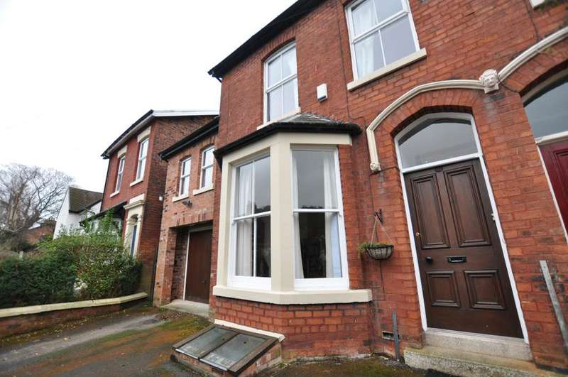 4 Bedrooms Semi Detached House for sale in Tulketh Avenue, Ashton, Preston, Lancashire, PR2 1DR