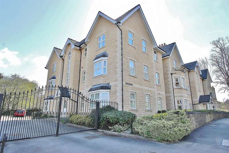 1 Bedroom Ground Flat for sale in Apt 2, Monarchs Gate, St. Andrews Road, Sheffield, S11 9AL