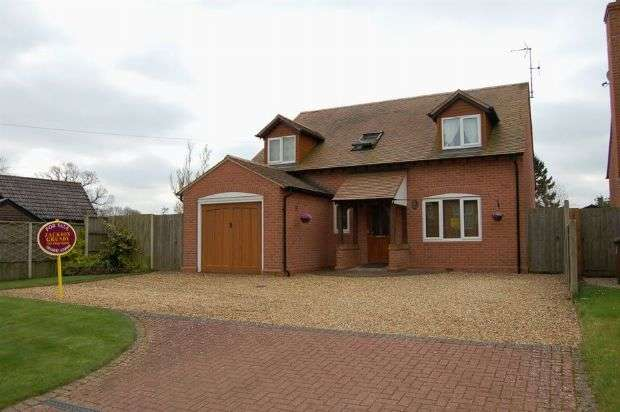 4 Bedrooms Detached House for sale in School Lane, Naseby, Northampton NN6 6BZ