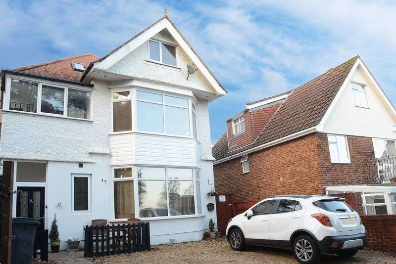 5 Bedrooms Flat for sale in Large Five Bedroom Split Level Apartment Located in Southbourne