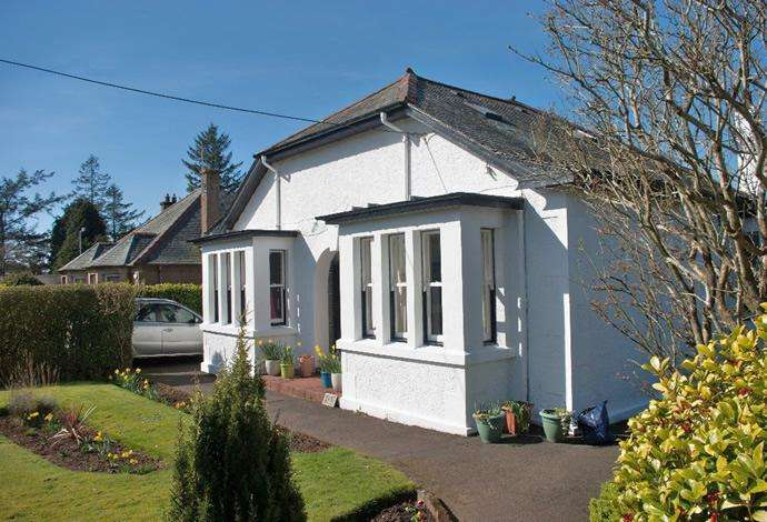 4 Bedrooms Bungalow for sale in Carlogie Todlaw Road, Duns, TD11 3EW