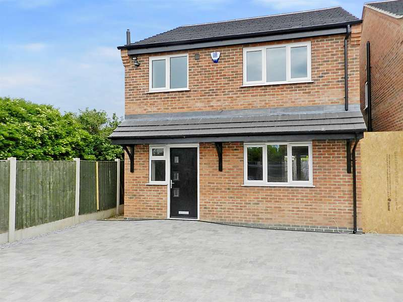 3 Bedrooms Property for sale in Cornwall Drive, Long Eaton