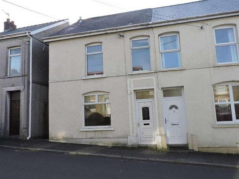 3 Bedrooms Property for sale in Wernddu Road, Ammanford