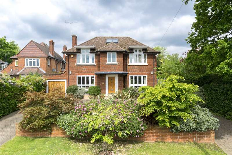 5 Bedrooms Detached House for sale in Burghley Avenue, New Malden, KT3
