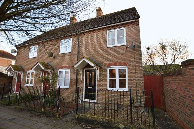 2 Bedrooms House for sale in Jeffrey Walk, Aylesbury