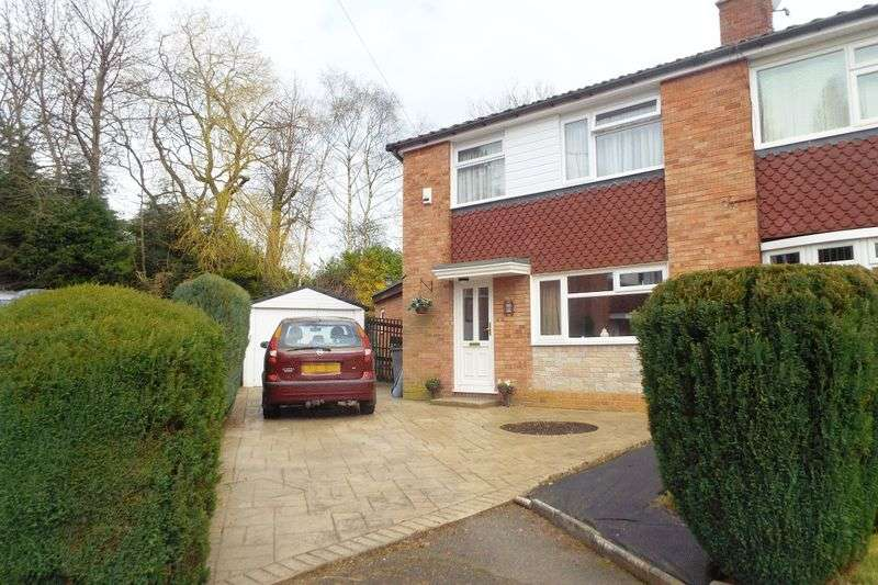 3 Bedrooms Semi Detached House for sale in The Lea, Trentham, Stoke-On-Trent