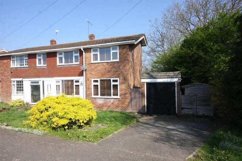 4 Bedrooms Semi Detached House for sale in Bell Lane, Staplehurst