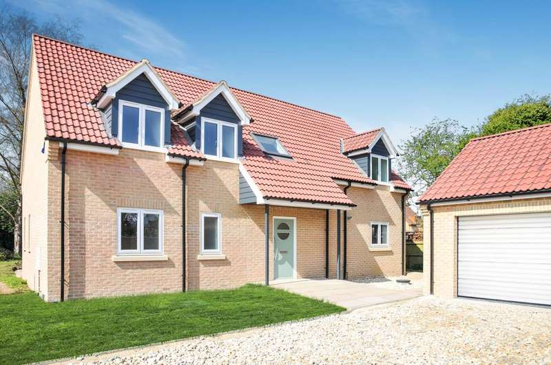 4 Bedrooms Detached House for sale in Whittlesey PE7