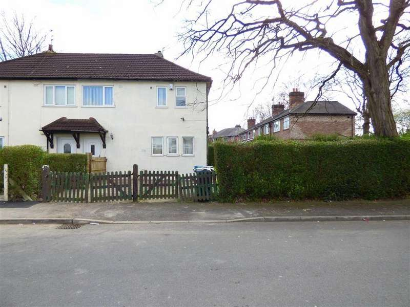 3 Bedrooms Semi Detached House for sale in Glenhurst Road, Burnage, Manchester, M19