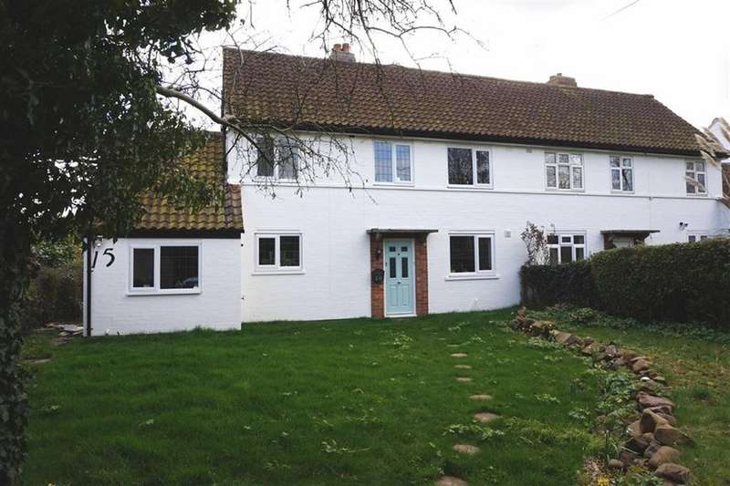 3 Bedrooms Semi Detached House for sale in Church Lane, Stoughton, Leicester