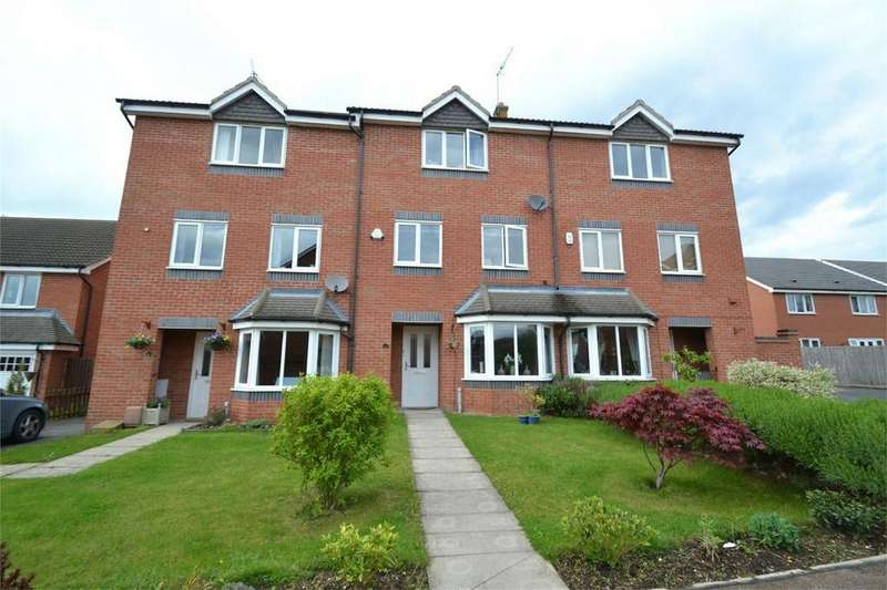 4 Bedrooms Terraced House for sale in Melford Close, Corby, Northamptonshire