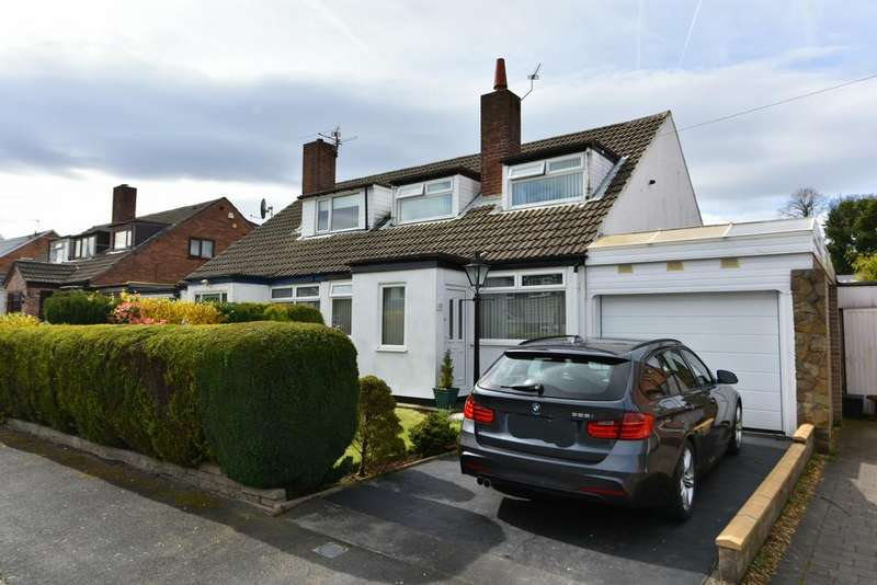 3 Bedrooms Semi Detached House for sale in Greenwood Close, Aughton