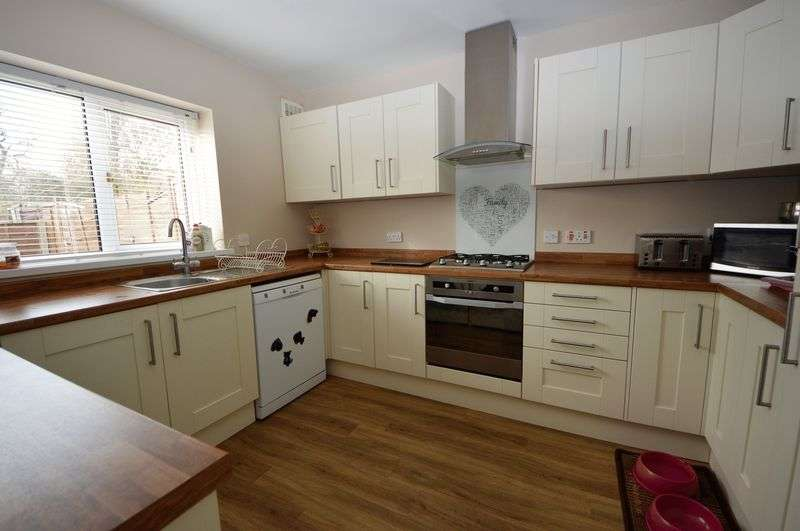 3 Bedrooms Terraced House for sale in Mark Court, Waterlooville