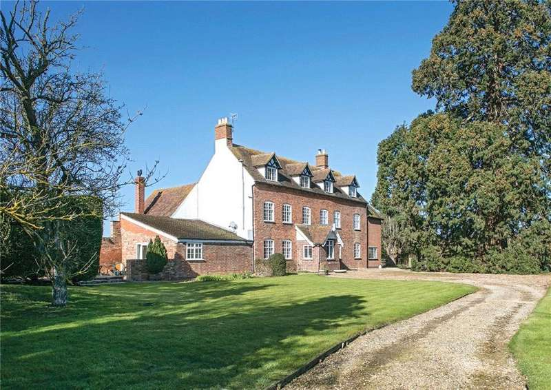 7 Bedrooms Detached House for sale in Longdon Hill, Wickhamford, Near Broadway, Worcestershire, WR11