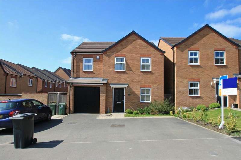 4 Bedrooms Detached House for sale in Cascade Way, DUDLEY, West Midlands