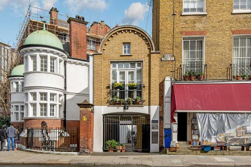 1 Bedroom Apartment Flat for sale in Burton Street, WC1H