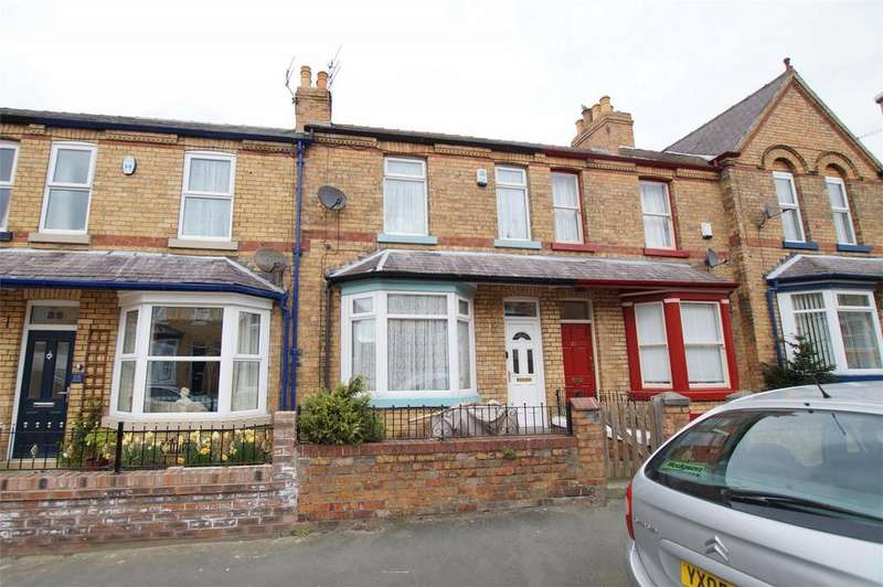 4 Bedrooms Terraced House for sale in Ramsey Street, Scarborough
