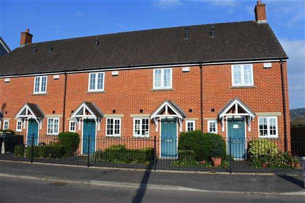 2 Bedrooms Terraced House for sale in Bakers Cottage, Shaftesbury