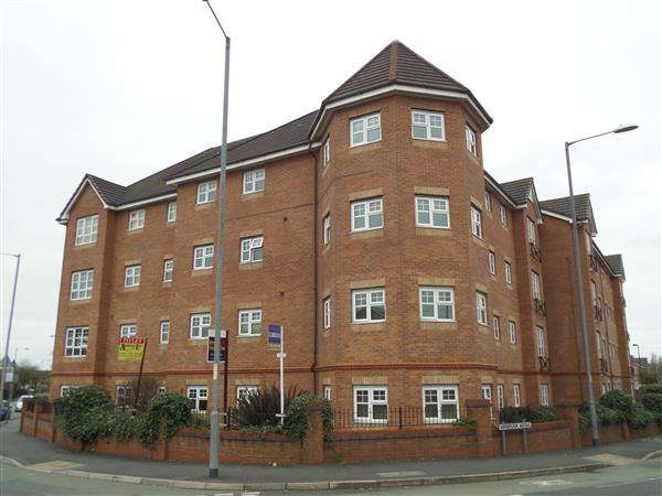 2 Bedrooms Apartment Flat for sale in Flat 16, The Oaks, 1 Ainsbrook Avenue, Manchester