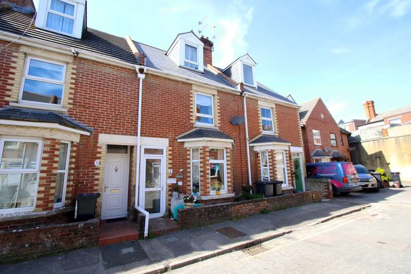 3 Bedrooms Terraced House for sale in CORNWALL ROAD, SWANAGE