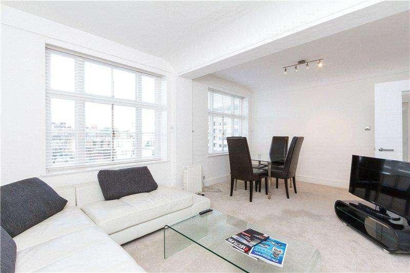 1 Bedroom Flat for sale in Carrington House, Hertford Street, London