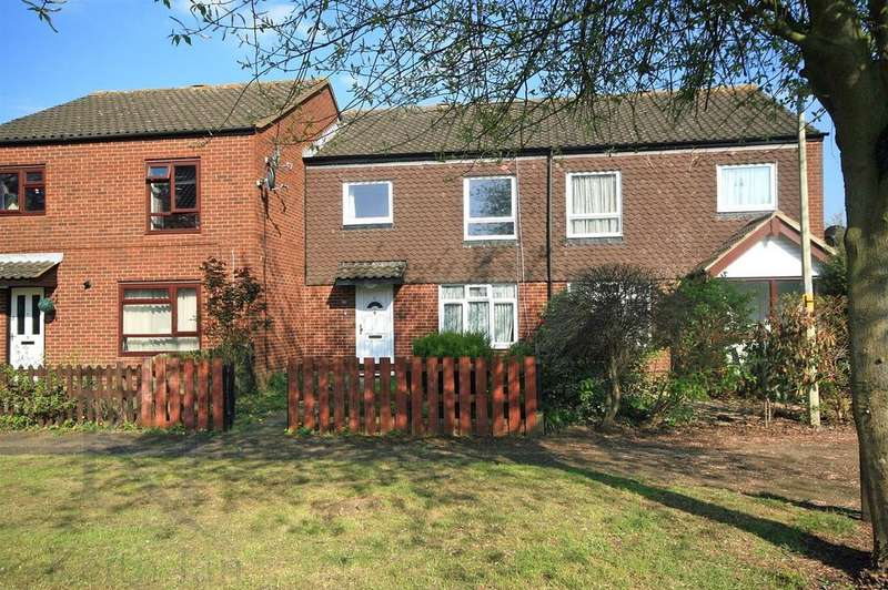 3 Bedrooms Terraced House for sale in Cotton Drive, Hertford